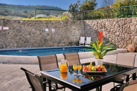 Oz Vacation Apartment in Kinneret