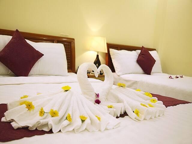 Cozy hotel near of ocean and city center - Phước Mỹ - Ev