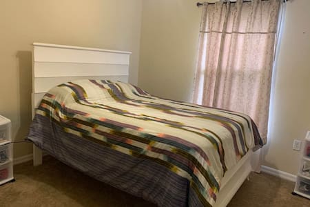 C- Private Room 25 mins from Disney!
