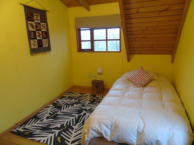 Habitación Privada, LasTrancas  Termas de Chillán