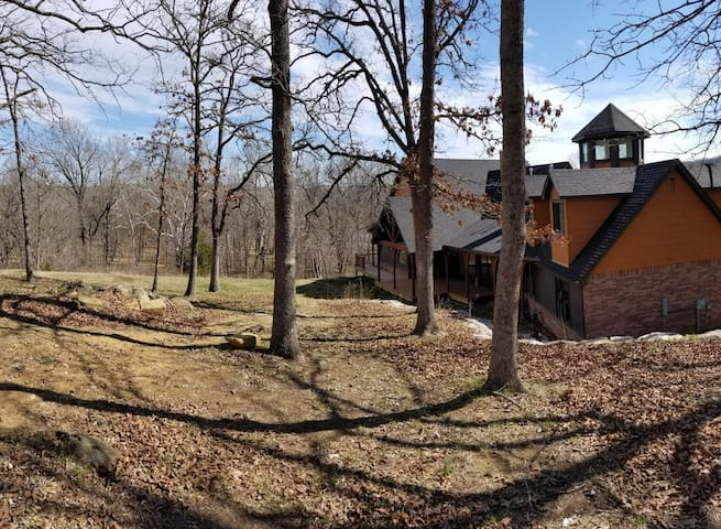 Brand New Home: Luxury and Comfort at the Farm
