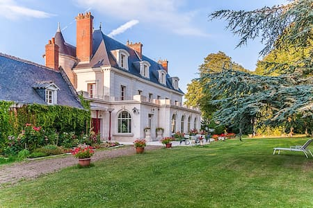 CHATEAU DE BONDESIR - Montlouis-sur-Loire