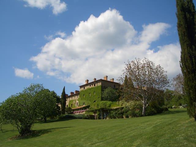Appartamento Bersagliere-Chiarentana, Val d'Orcia - Chianciano Terme