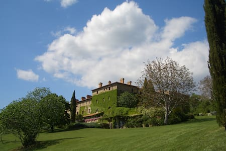 Appartamento Bersagliere-Chiarentana, Val d'Orcia - 基安奇安諾泰爾梅(Chianciano Terme) - 公寓