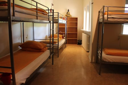 Hostel B47-Bed on 8-bed Female Dormitory Room