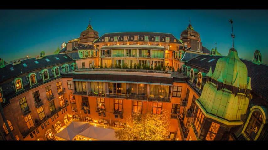 Modern appartment - heart of Oslo - Oslo - Condominio