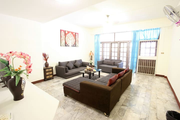 GREAT SPOT❤BEST PRICE-Entire HOUSE-Chiang Mai❤City