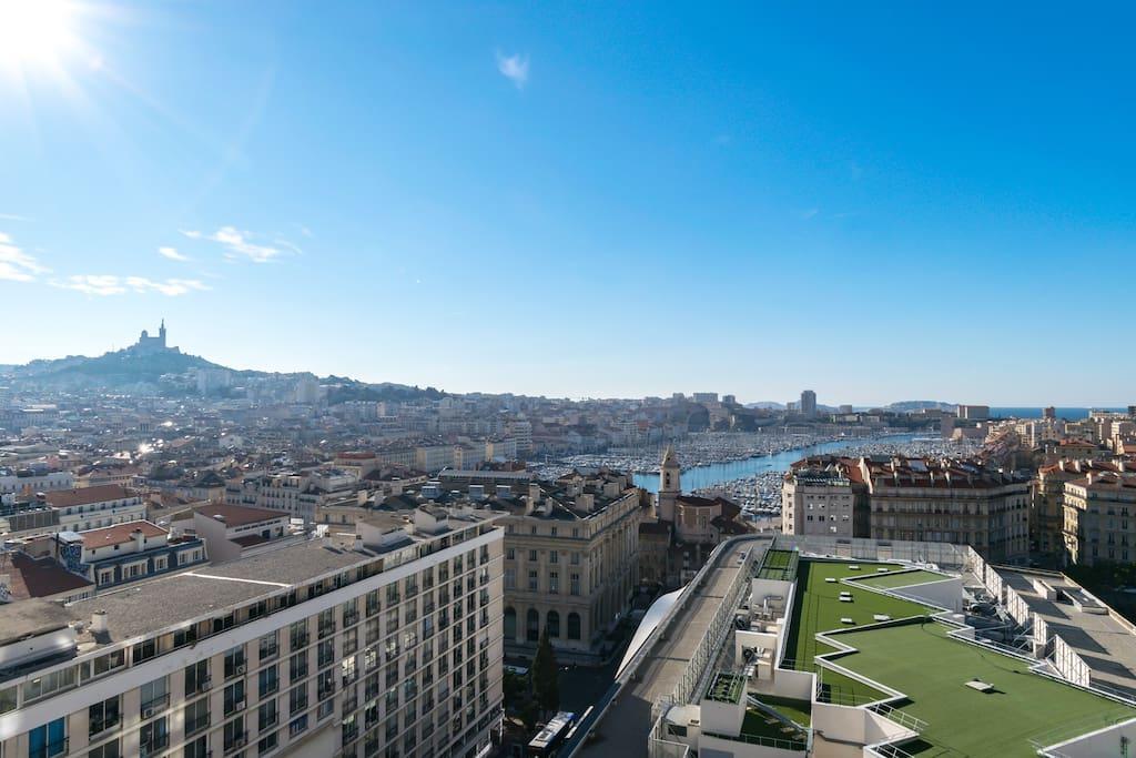 Vieux 360° on Marseille