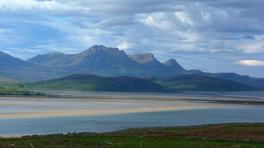 Scottish Highlands stunning views - Talmine - Bed & Breakfast
