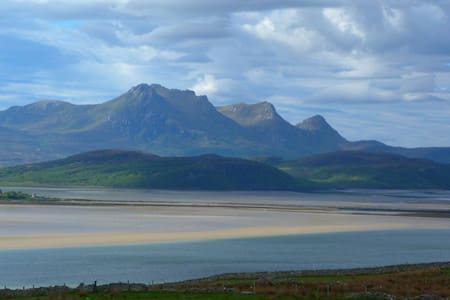 Scottish Highlands stunning views - Talmine