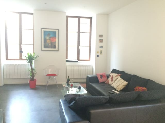 Belle appartement hyper centre - Clermont-Ferrand - Appartement