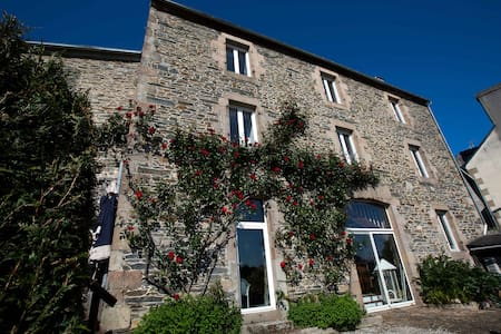 "LE LOGIS DU PORT ""Charlotte"" - Morlaix - Bed & Breakfast"
