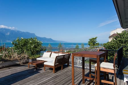 Apartment on Terrace - Vevey