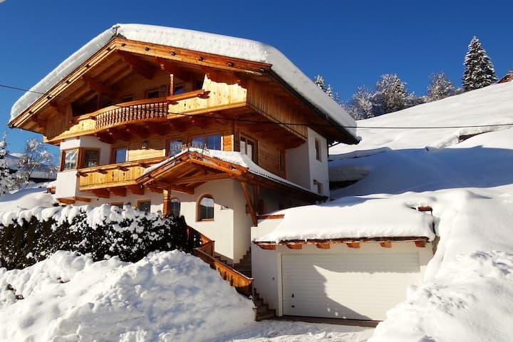 Mesmirizing Apartment in Oberau with Terrace
