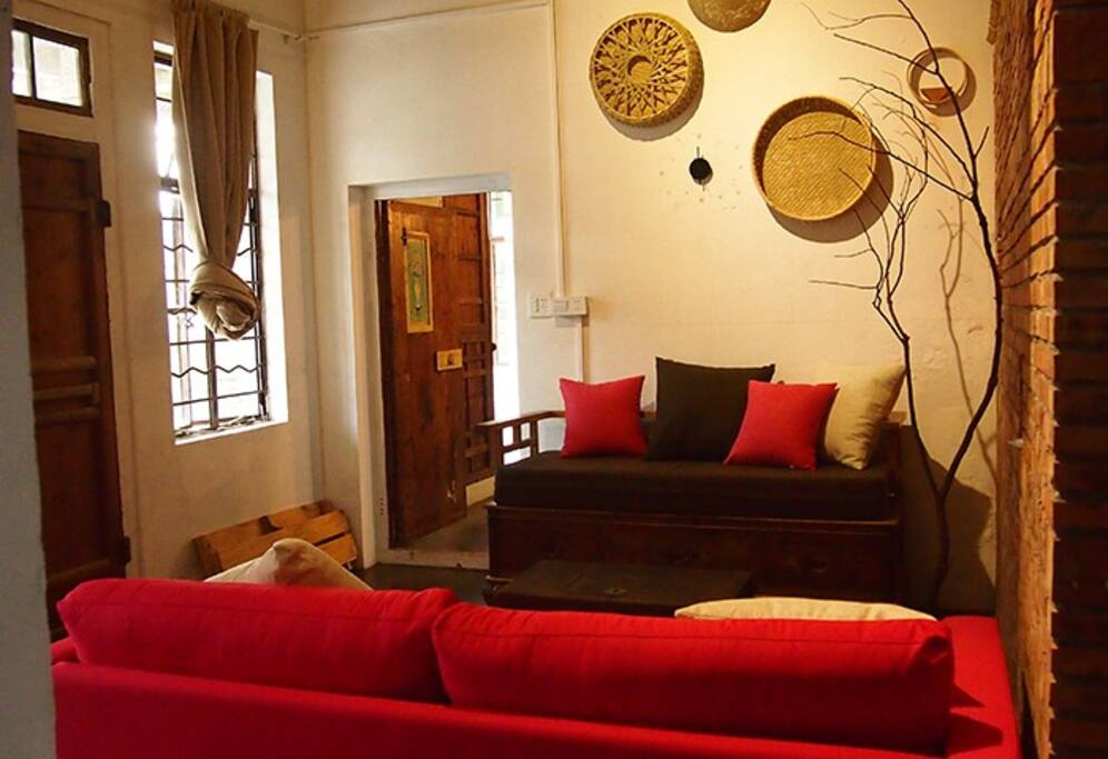 公共空间(living room)