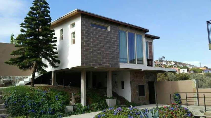 Villa Índica- little Baja beauty. - La Misión - วิลล่า