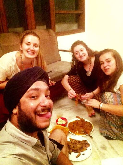 Indian food......