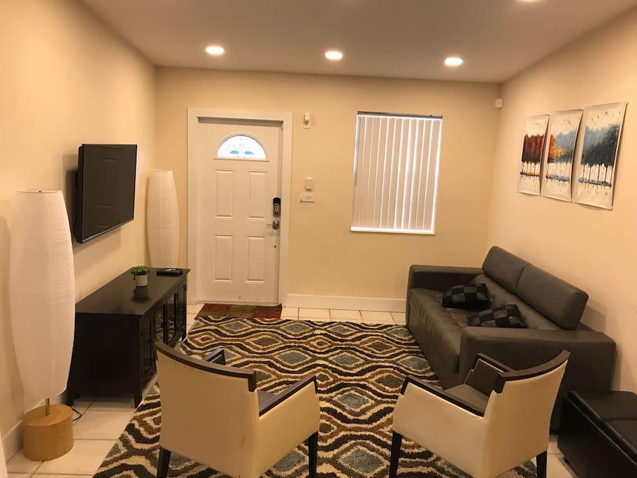 Family Room - TV room