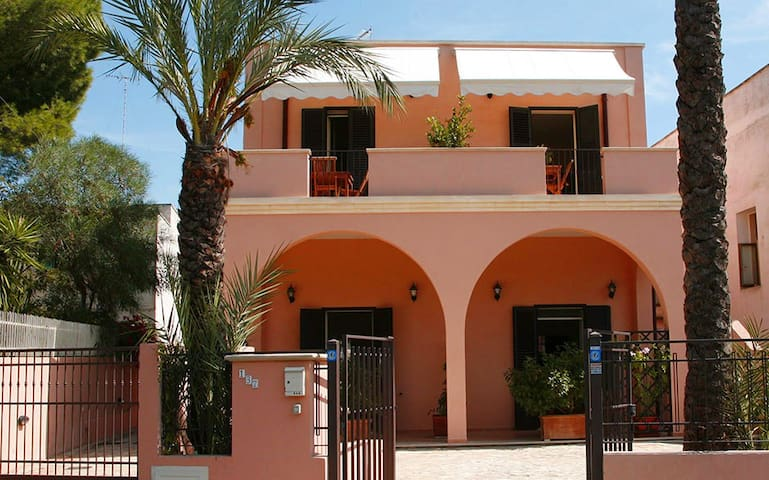 Studios at the sea in the heart of Salento