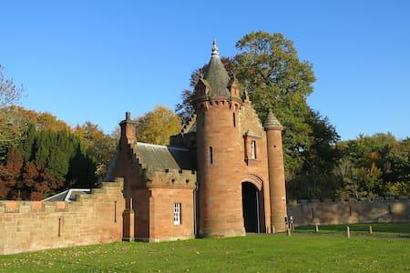 The Gatehouse to Ayton Castle - Eyemouth - 独立屋