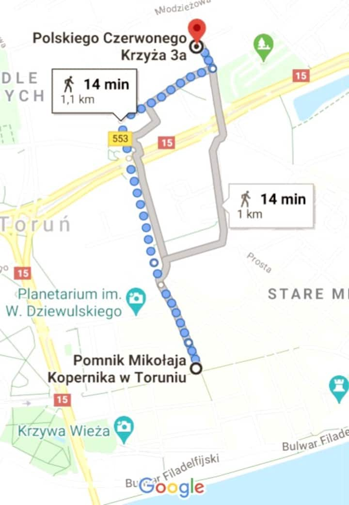 Dream Apartament Staromiejski Toruń.