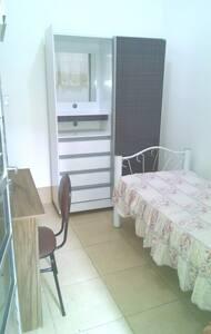 QUARTO SUITE INDIVIDUAL - Belo Horizonte - Bed & Breakfast