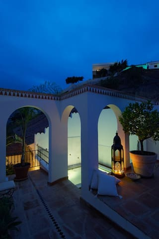 400m2 Palace, in Granada Spain - Albuñol - Hus