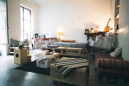 beds in loft/openspace - Mailand - Loft