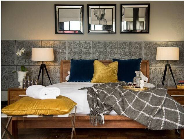 Beethoven a semi selfcatering unit - Cape Town - Dům