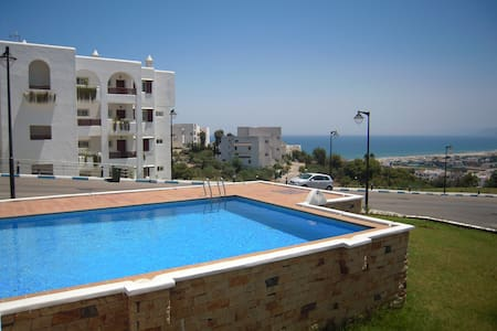 Beautiful, charming apartment - Cabo Negro - Condominium