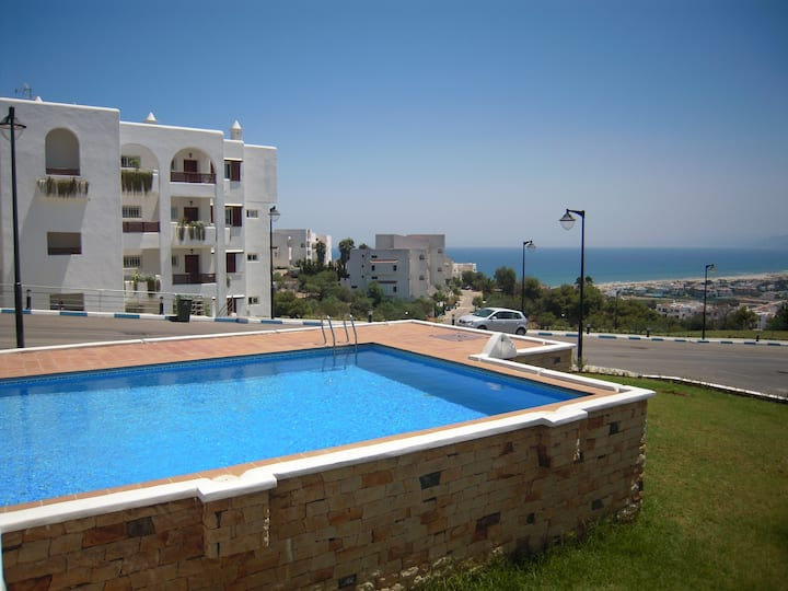 Nice appartement Cabo negro complex bella vista