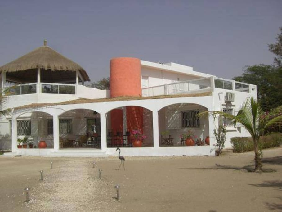 Keur malola villa au s n gal houses for rent in for Rent a house la