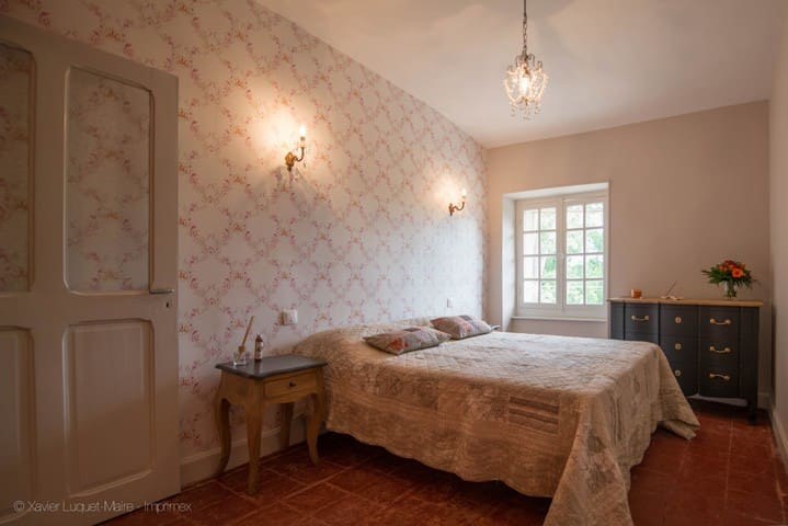 Chambre Capucine - Visan - Bed & Breakfast