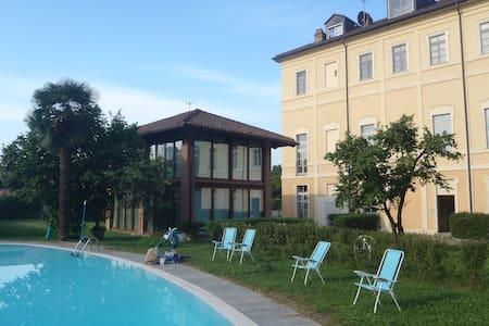 Openspace a Villa Palma con Piscina - Moncalieri