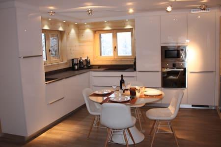 Les Gets 3 pièces luxe dans chalet - Les Gets - Apartment