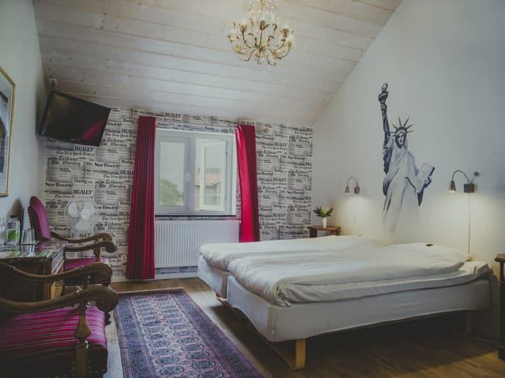 Room at Lydinge resort