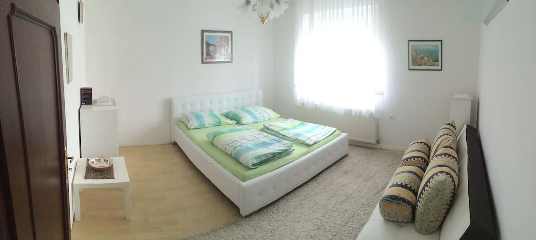 Cosy living in Frauenkirchen in Burgenland - Frauenkirchen - Appartement