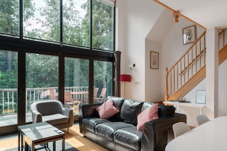 Bay Tree, fabulous modern 4 bed house, Winchester