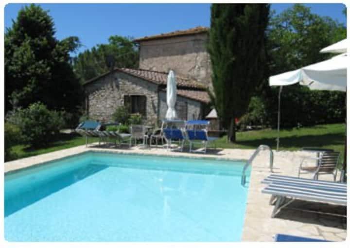 Casa Tatini la tua casa in Chianti