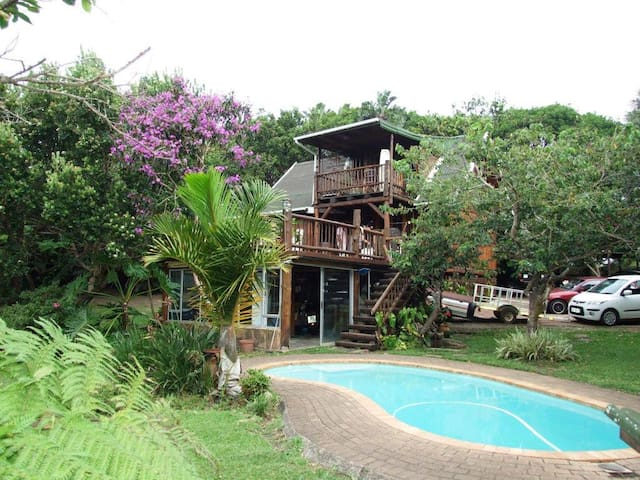 Palm Beach Lodge I - Port Edward - Rumah