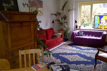 Cozy room in charming house. - Groningen - Bed & Breakfast