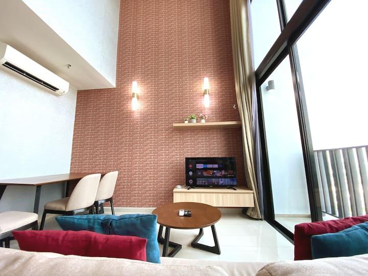 PROMO PKPP RM 99 New Luxury Penthouse WE SANITIZE