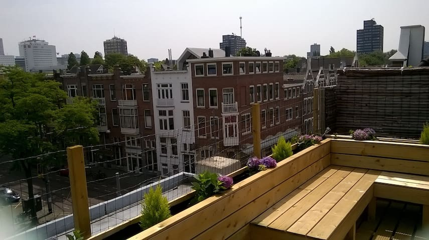 New studio in the center. - Rotterdam - Loft