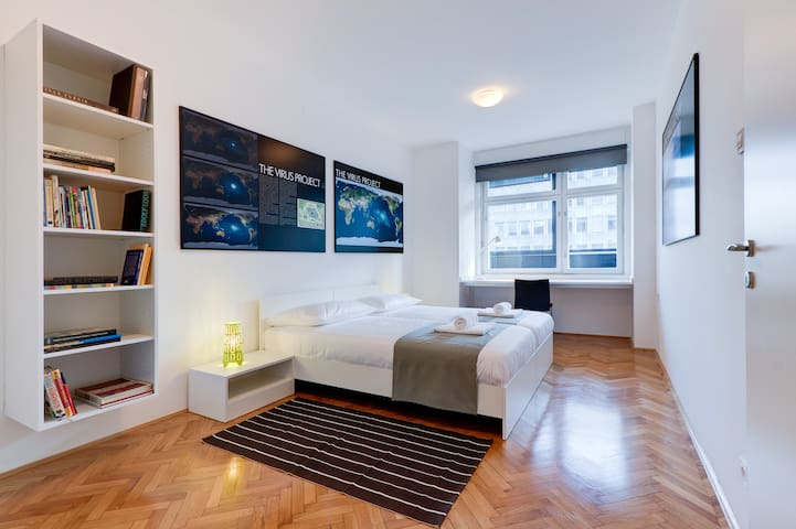 Design Apartment Slovenska Street