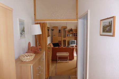 Wohnung 40m² in ruhiger Lage Bützow - Bützow - Lyxvåning