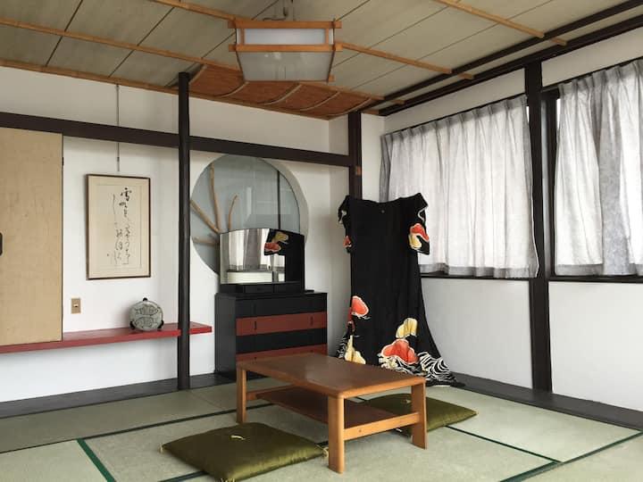 504 japan style. 60minutes to Kumano kodo.