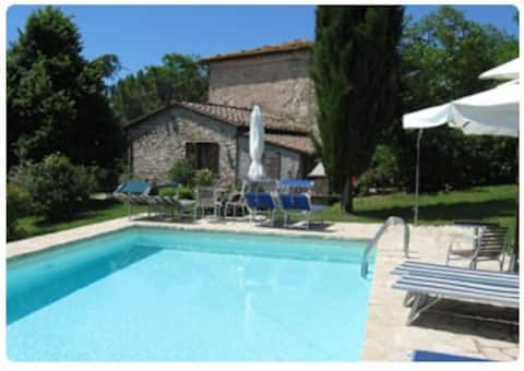 Casa Tatini your house in Chianti