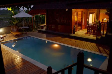 4 Bedroom with Private Pool Villa @ Sayan Terrace - Ubud