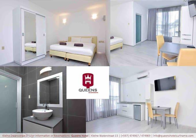 Queens appartementencomplex room 2