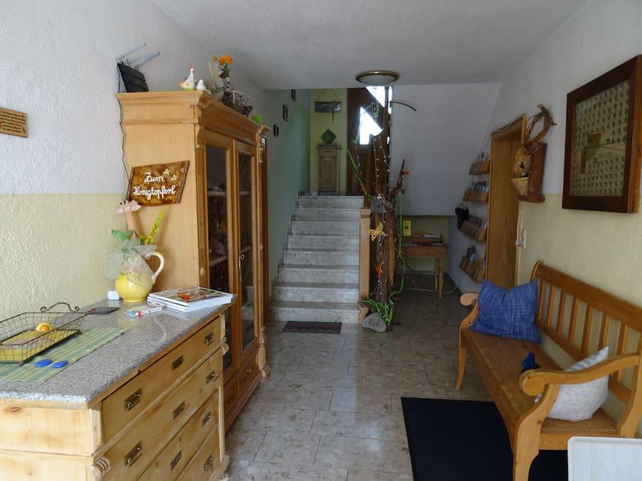 Eingang-Gästehaus